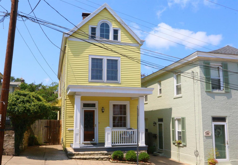 Property for sale at 1109 Fuller Street, Cincinnati,  Ohio 45202