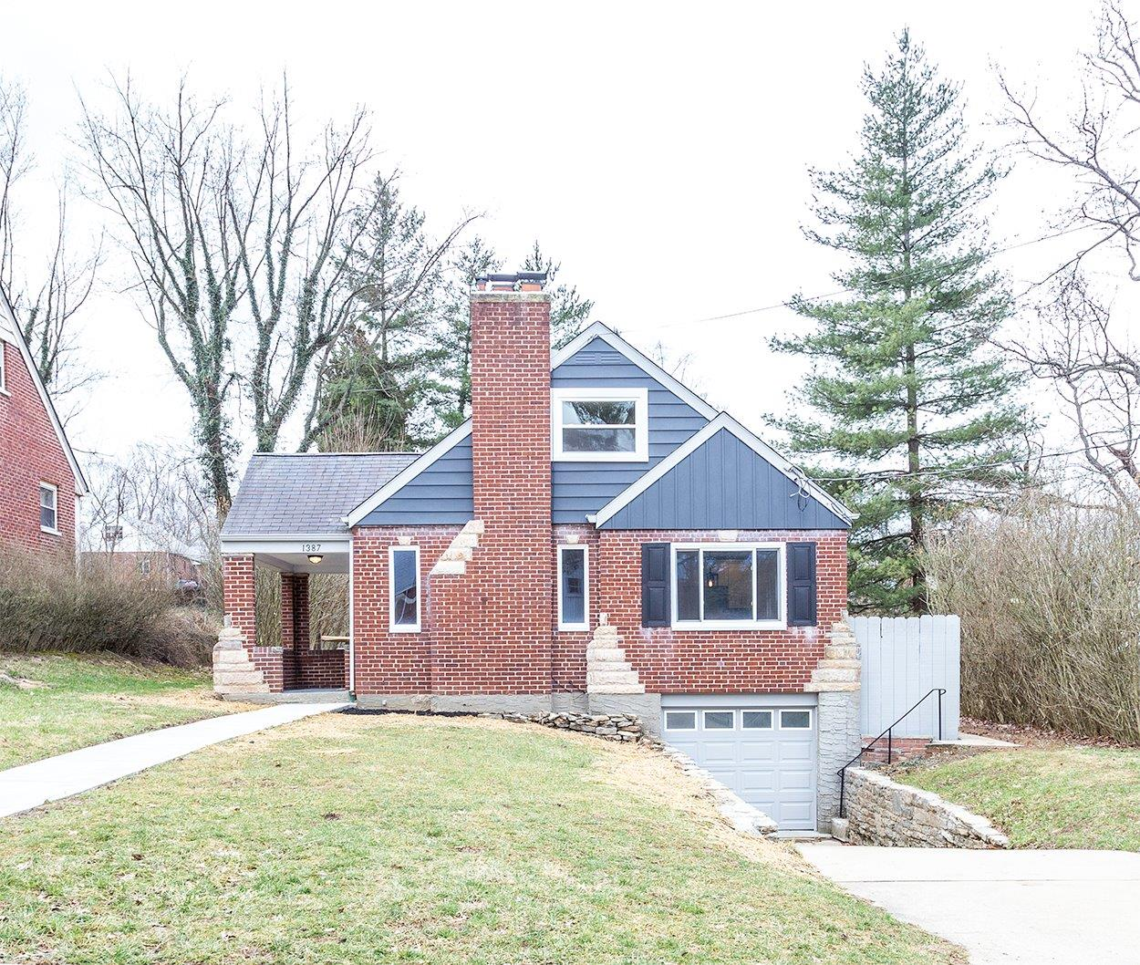 Property for sale at 1387 Teakwood Avenue, Cincinnati,  Ohio 45224
