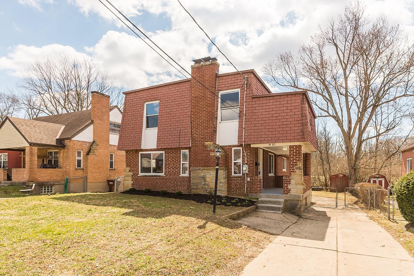 Property for sale at 1483 Clovernoll Drive, North College Hill,  Ohio 45231