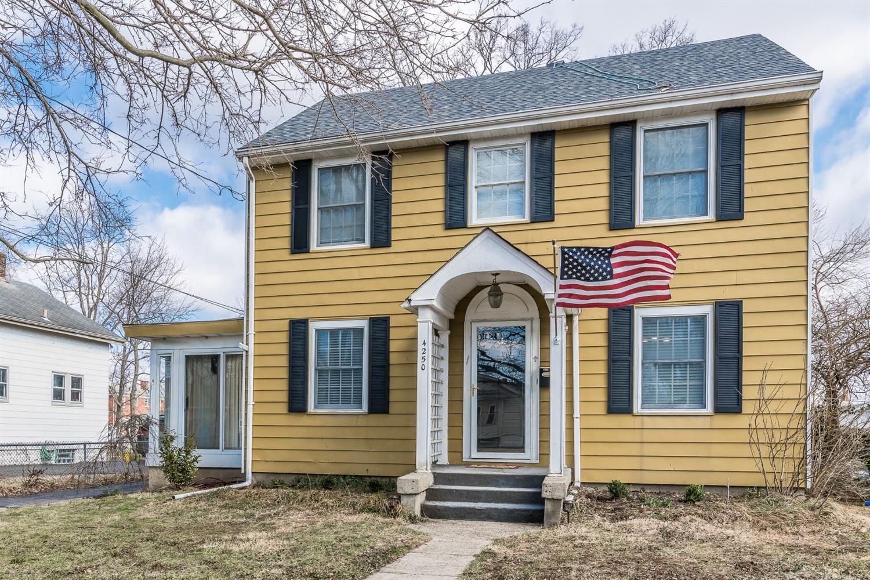 Property for sale at 4250 Redmont Avenue, Deer Park,  Ohio 45236
