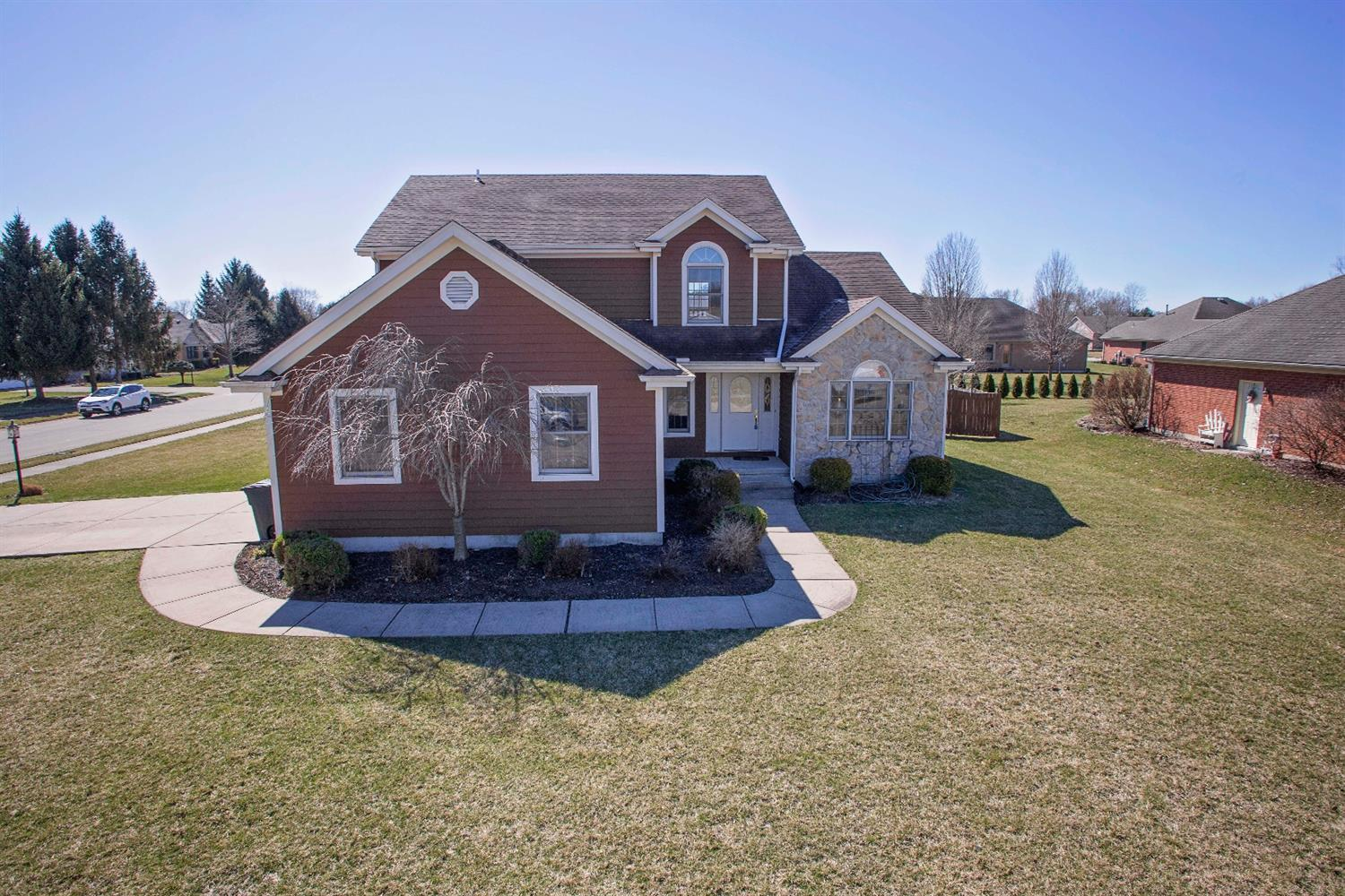 Property for sale at 415 Ethelrob Circle, Carlisle,  Ohio 45005