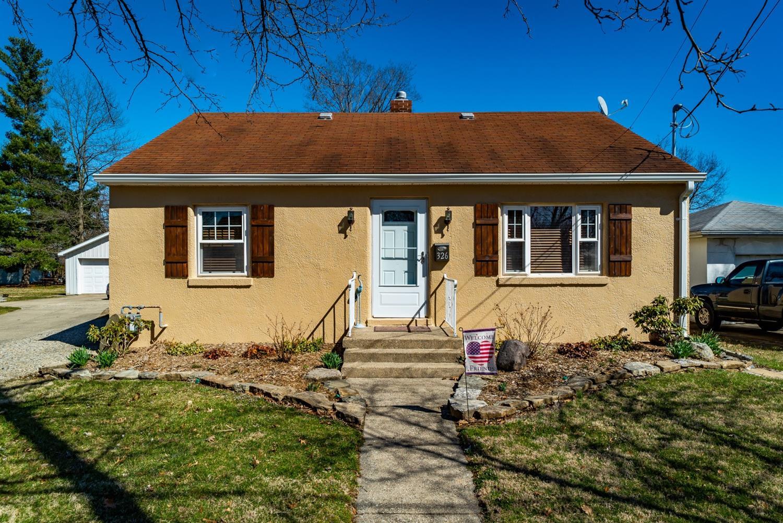 Property for sale at 326 N Miami Street, Trenton,  Ohio 45067