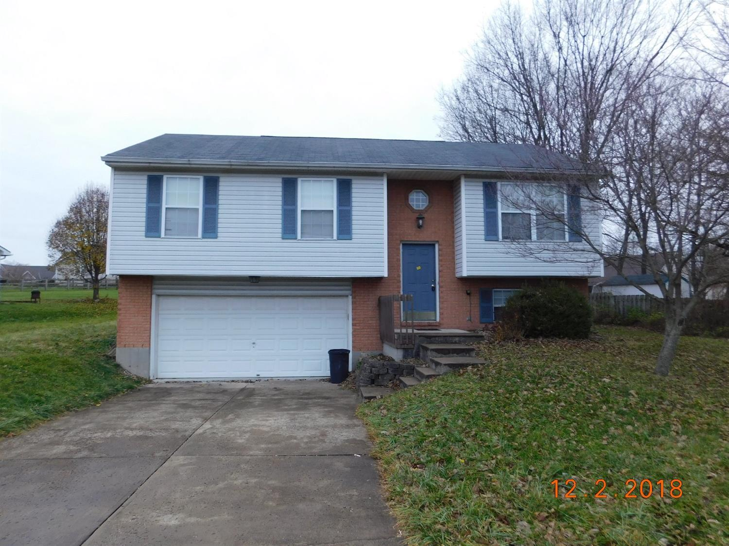 Property for sale at 319 Ridgeview Lane, Monroe,  Ohio 45050