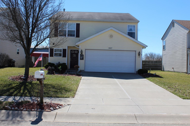 Property for sale at 967 Marcia Drive, Trenton,  Ohio 45067