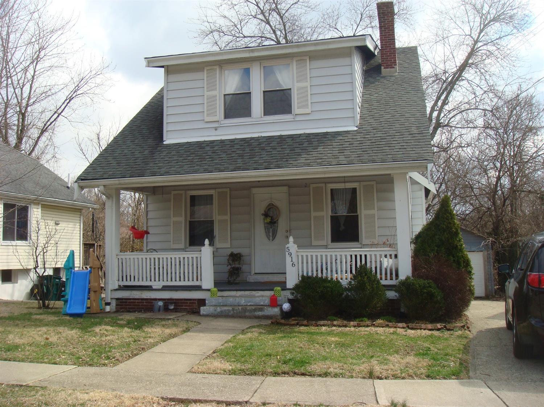 Property for sale at 5916 E Woodmont Avenue, Cincinnati,  Ohio 45213