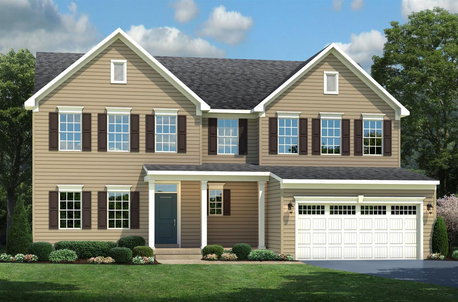 Property for sale at 284 Sandhurst Court, Liberty Twp,  Ohio 45044