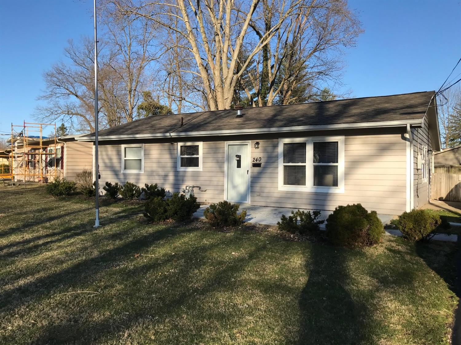 Property for sale at 240 Oneida Drive, Loveland,  Ohio 45140