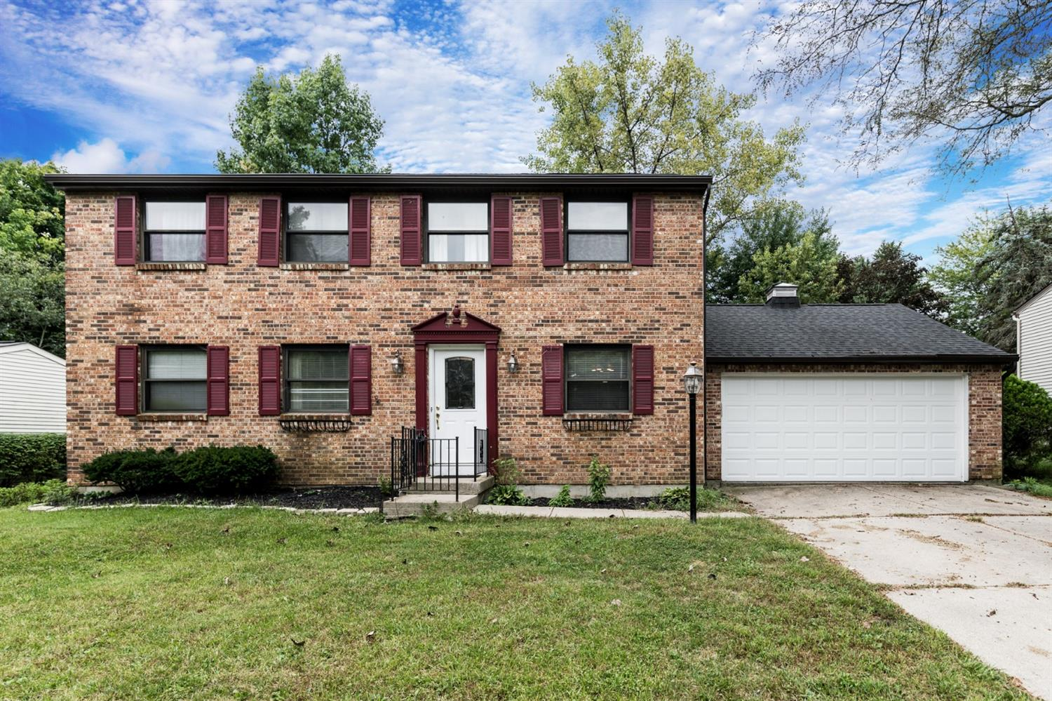 Property for sale at 3855 Wood Trail Drive, Deerfield Twp.,  Ohio 45040