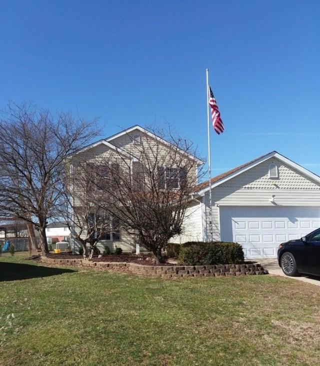 Property for sale at 855 Ashley Court, Trenton,  Ohio 45067