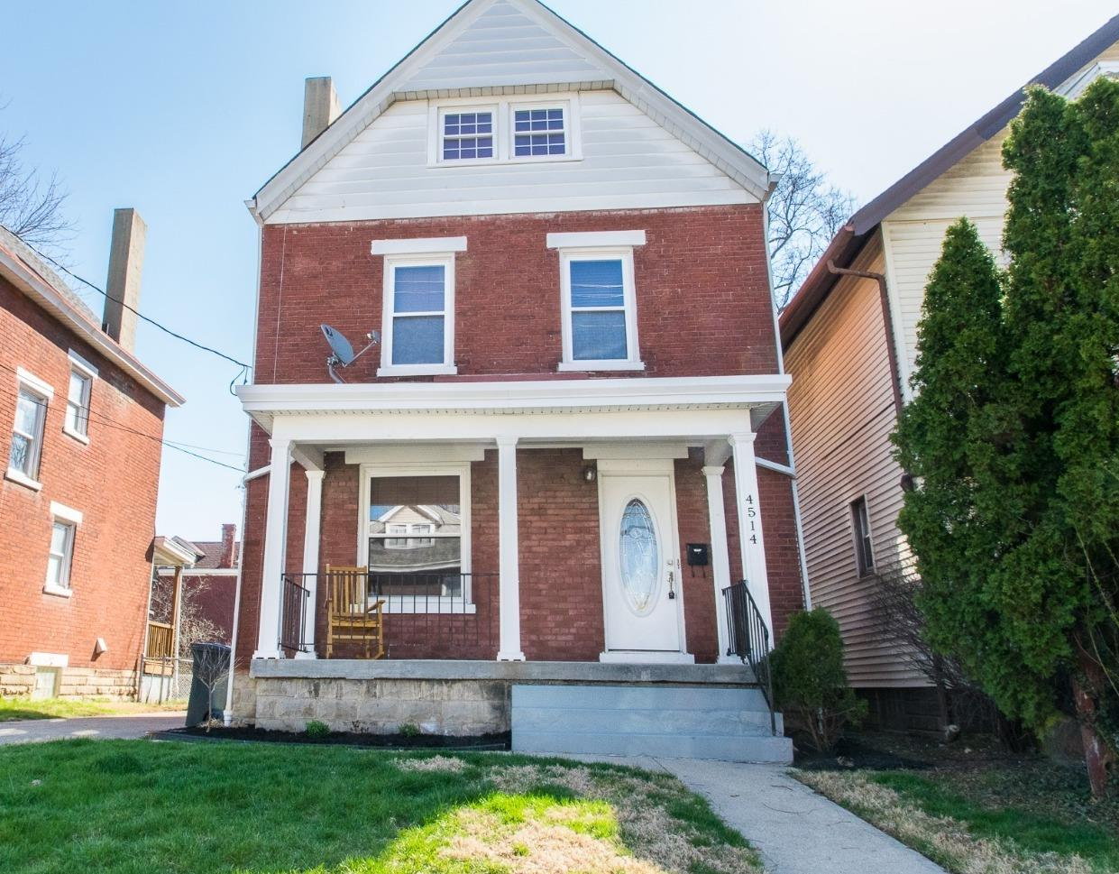 Property for sale at 4514 Forest Avenue, Norwood,  Ohio 45212