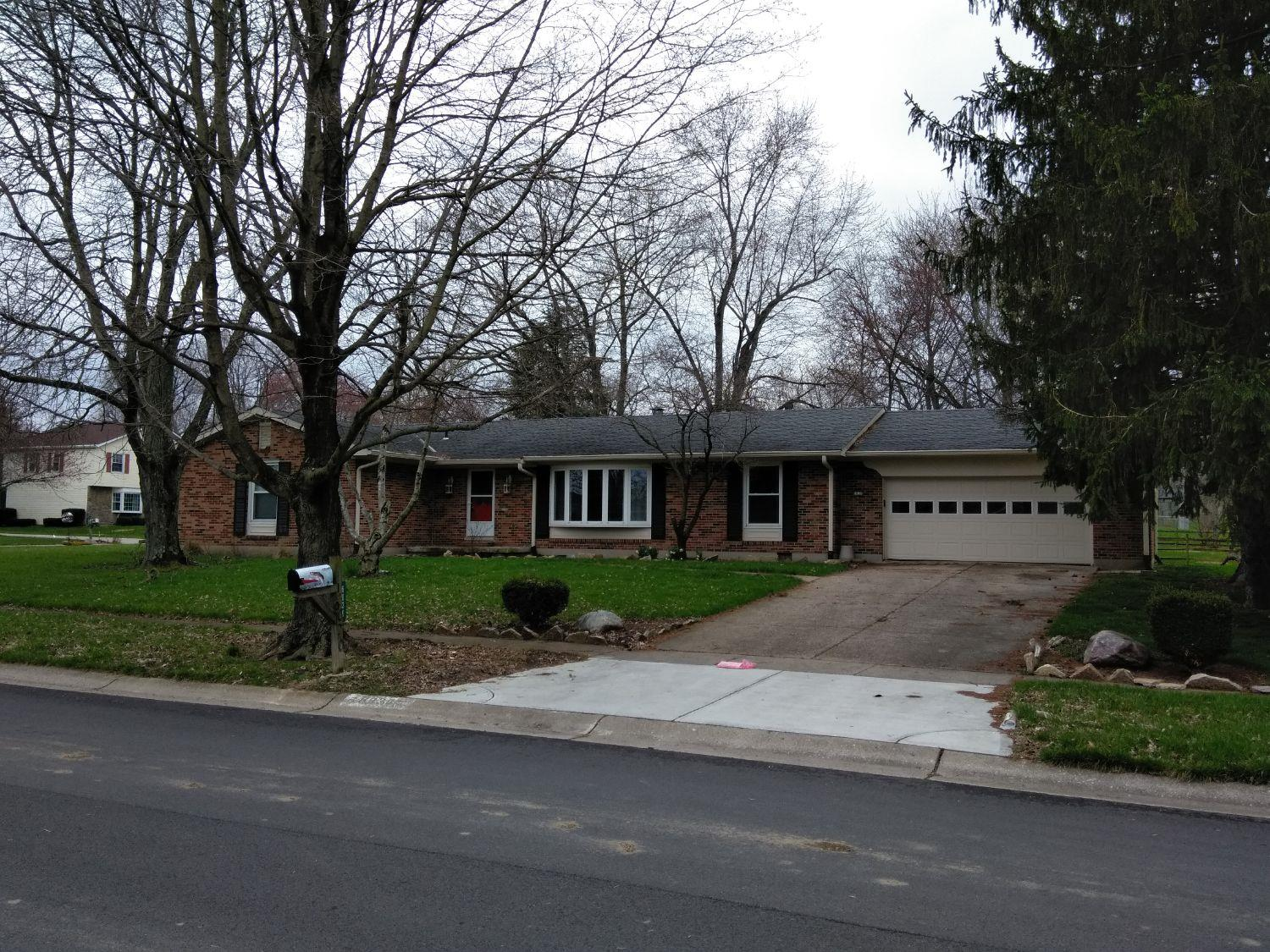 Property for sale at 6030 Bendel Drive, Monroe,  Ohio 45044