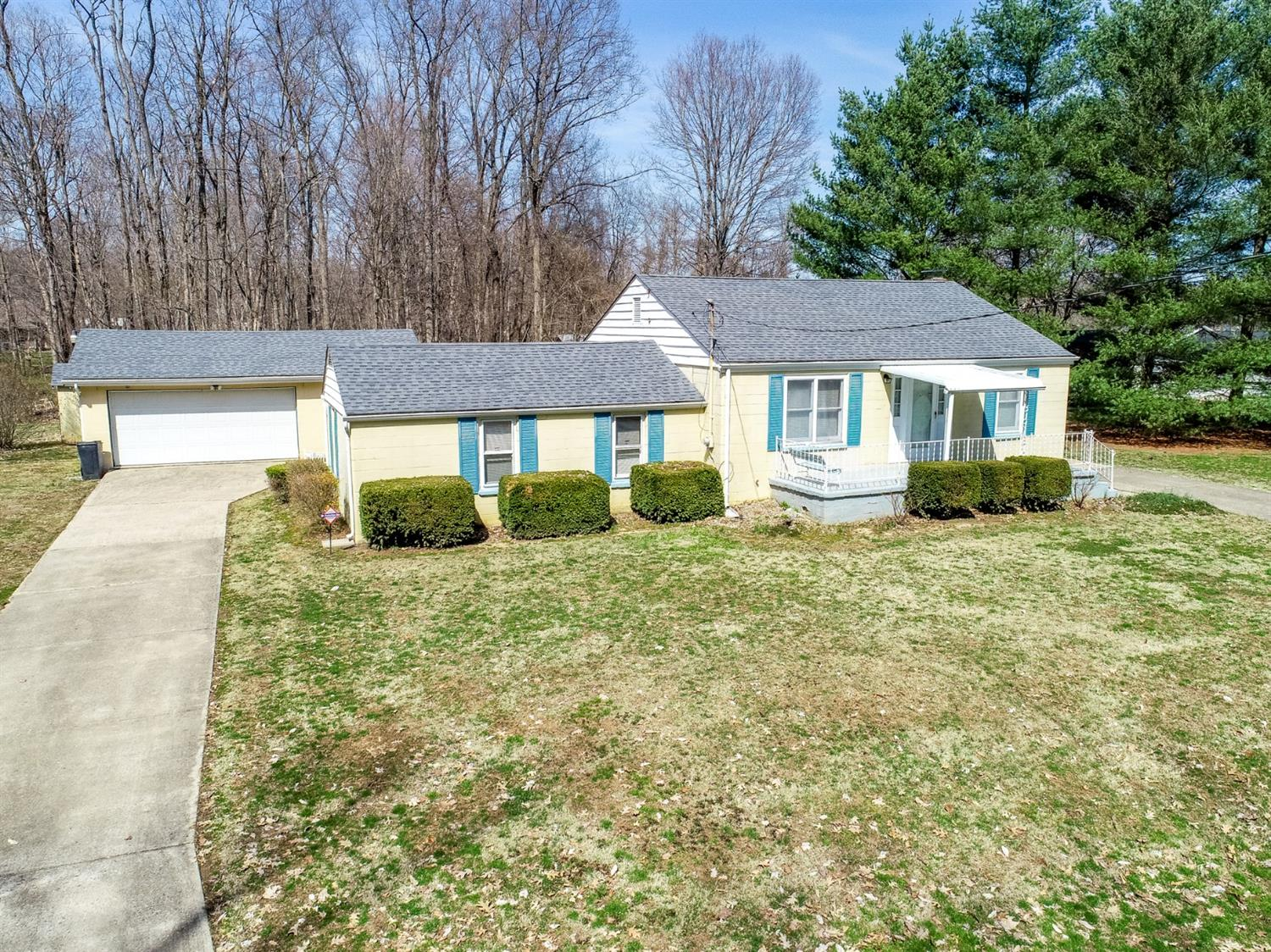 Property for sale at 4451 Anderson Road, Salem Twp,  Ohio 45152