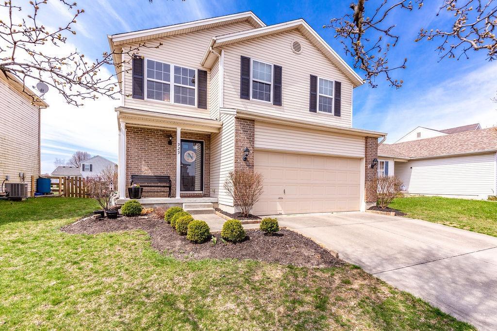 Property for sale at 929 Arthur Street, Trenton,  Ohio 45067