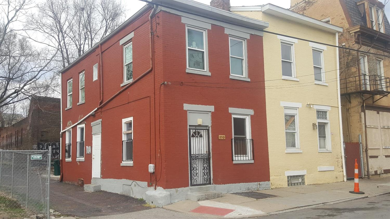 Property for sale at 550 York Street, Cincinnati,  Ohio 45214