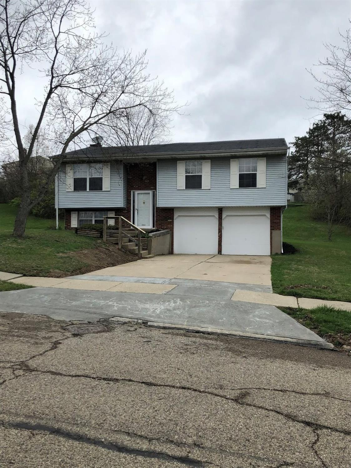 Property for sale at 940 Belsage Court, Springfield Twp.,  Ohio 45231