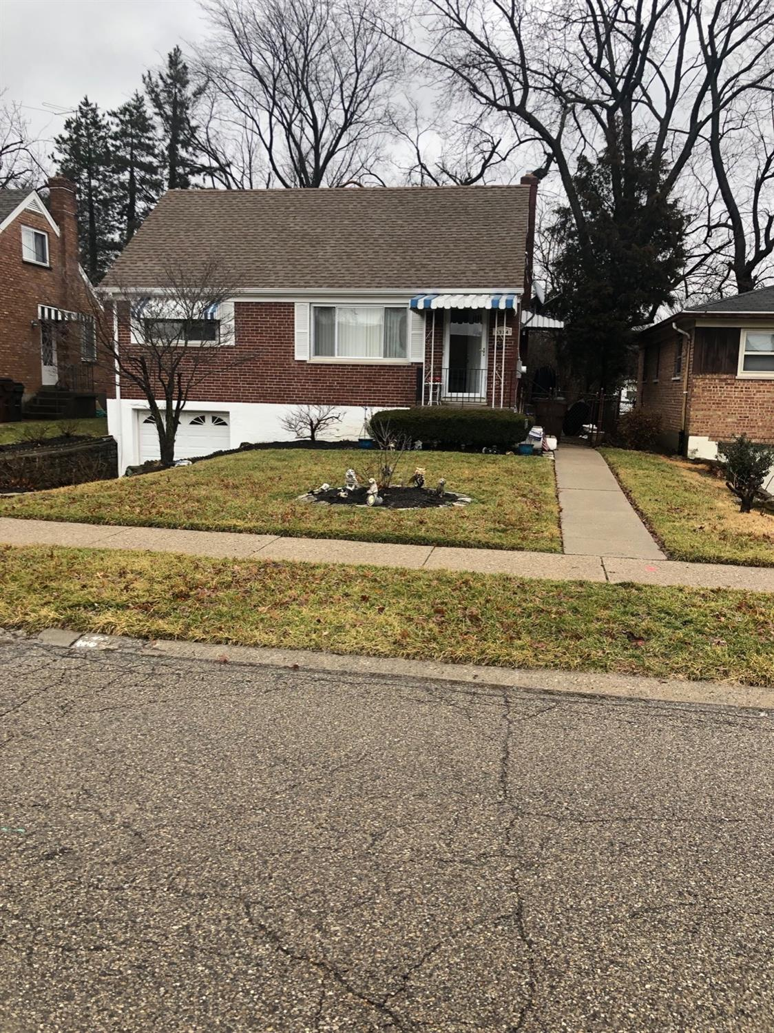 Property for sale at 6314 Stover Avenue, Golf Manor,  Ohio 45237