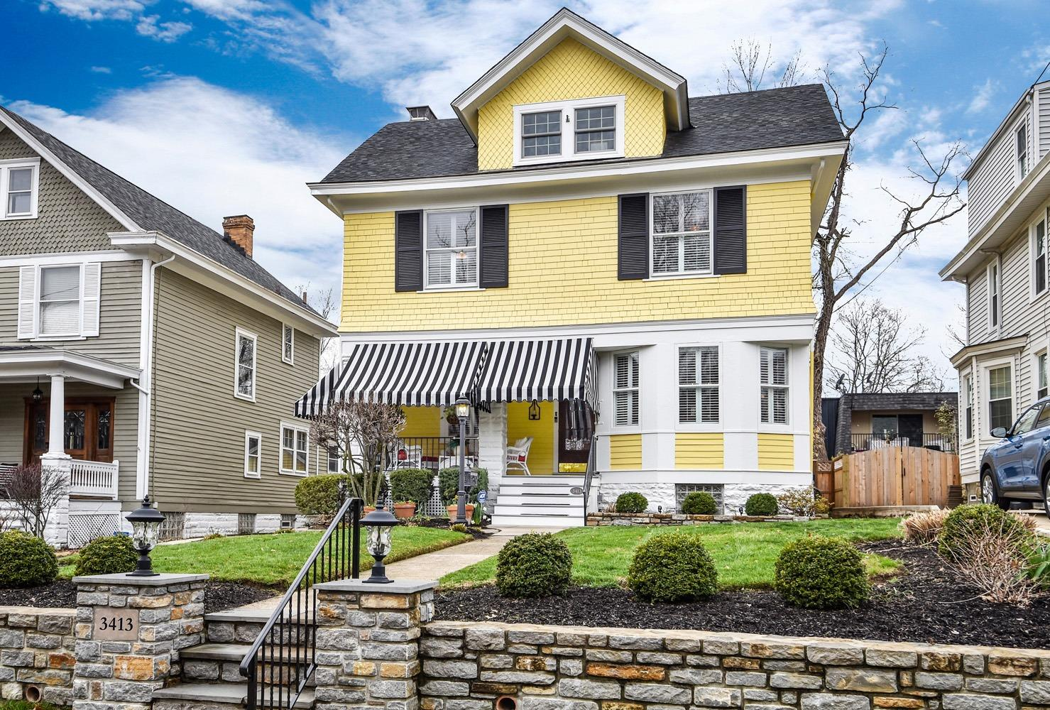 Property for sale at 3413 Paxton Avenue, Cincinnati,  Ohio 45208