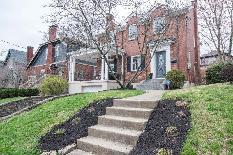 Property for sale at 1341 Herlin Place, Cincinnati,  Ohio 45208