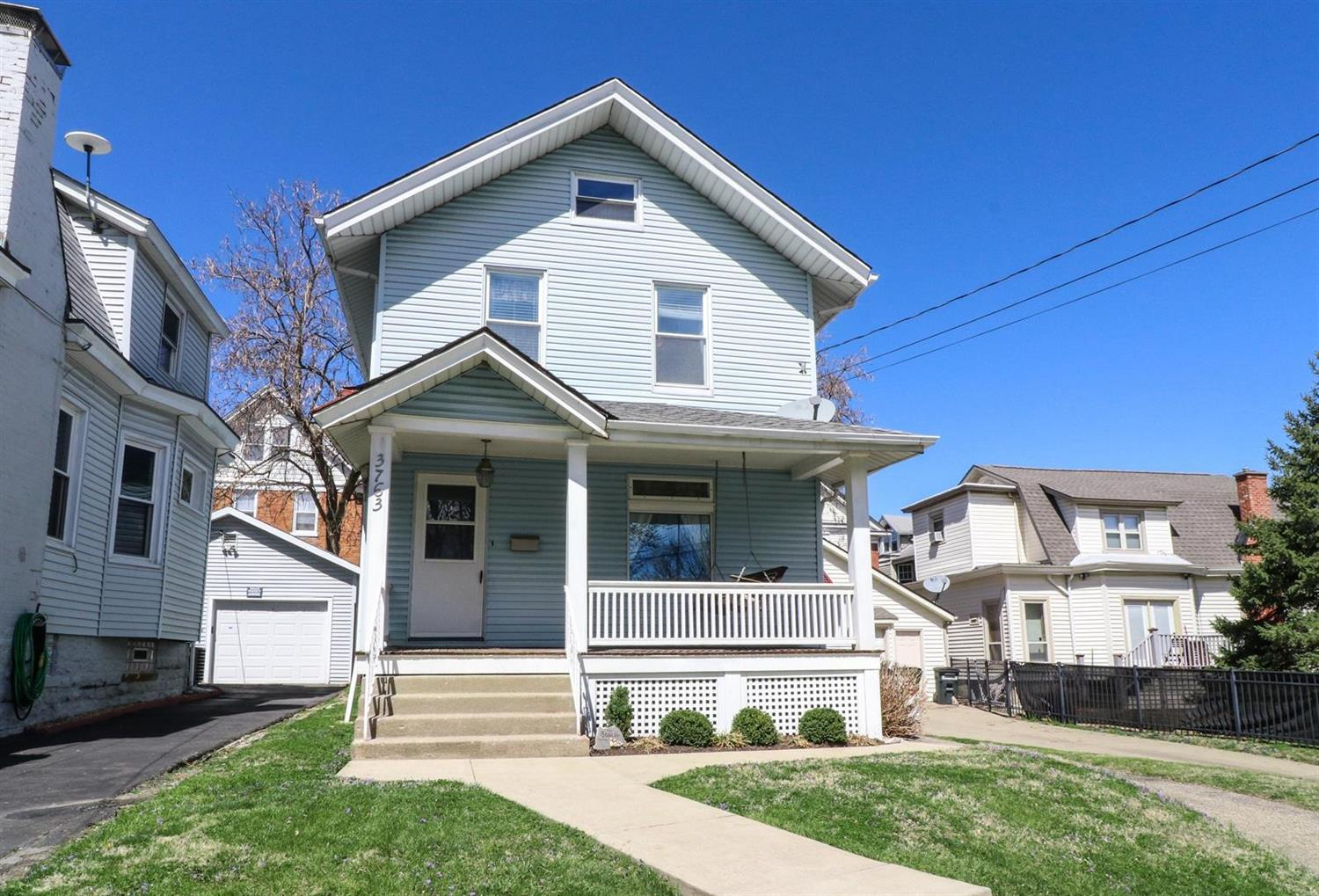 Property for sale at 3763 Floral Avenue, Norwood,  Ohio 45212