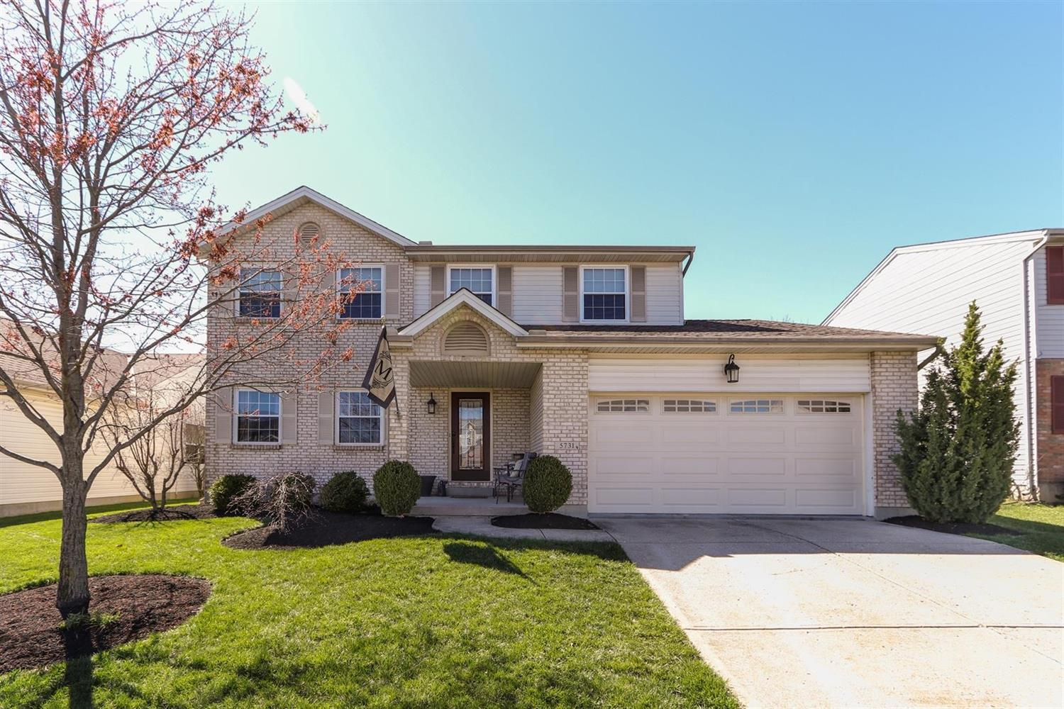 Property for sale at 5731 Stone Trace Drive, Deerfield Twp.,  Ohio 45040