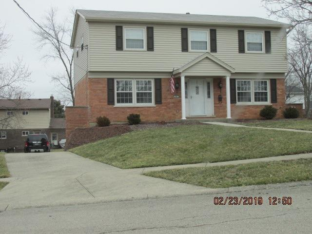 Property for sale at 587 Chapelview Court, Delhi Twp,  Ohio 45233