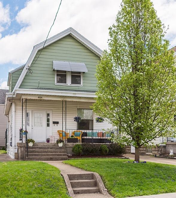 Property for sale at 4104 Wood Street, Norwood,  Ohio 45212