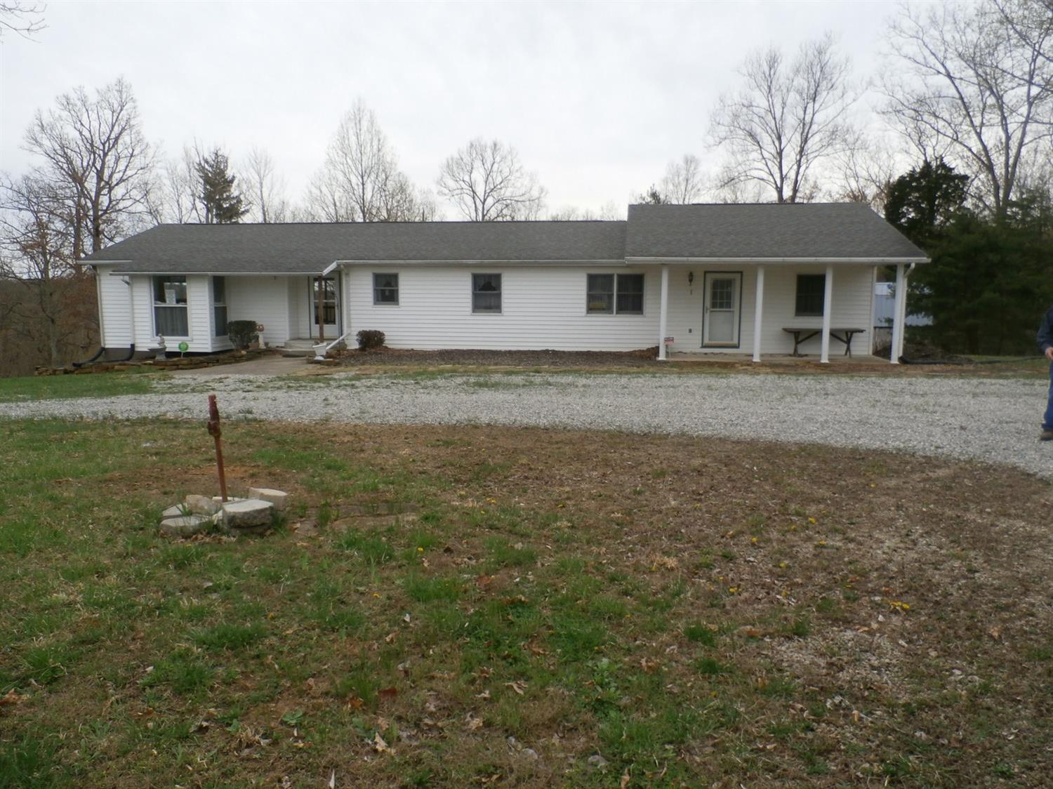 Property for sale at 1850 Union Hill Road, Franklin Twp,  Ohio 45660