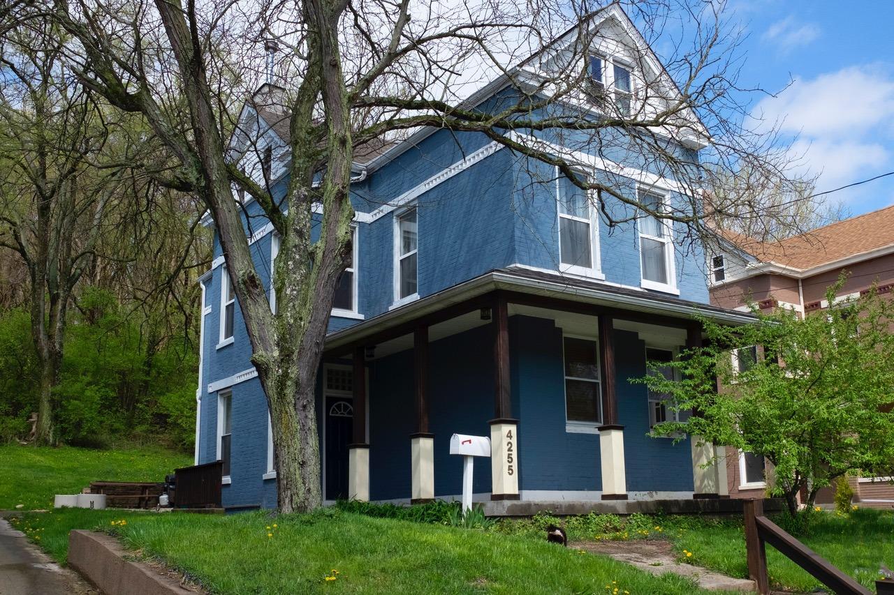 Property for sale at 4255 Virginia Avenue, Cincinnati,  Ohio 45223