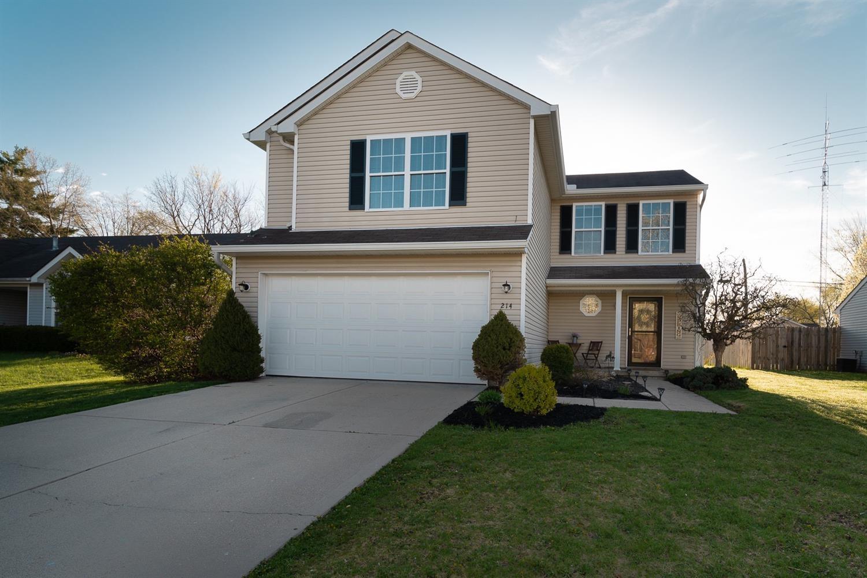 Property for sale at 214 Clara Drive, Trenton,  Ohio 45067