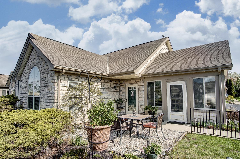 Property for sale at 121 Villa Pointe Drive, Springboro,  Ohio 45066