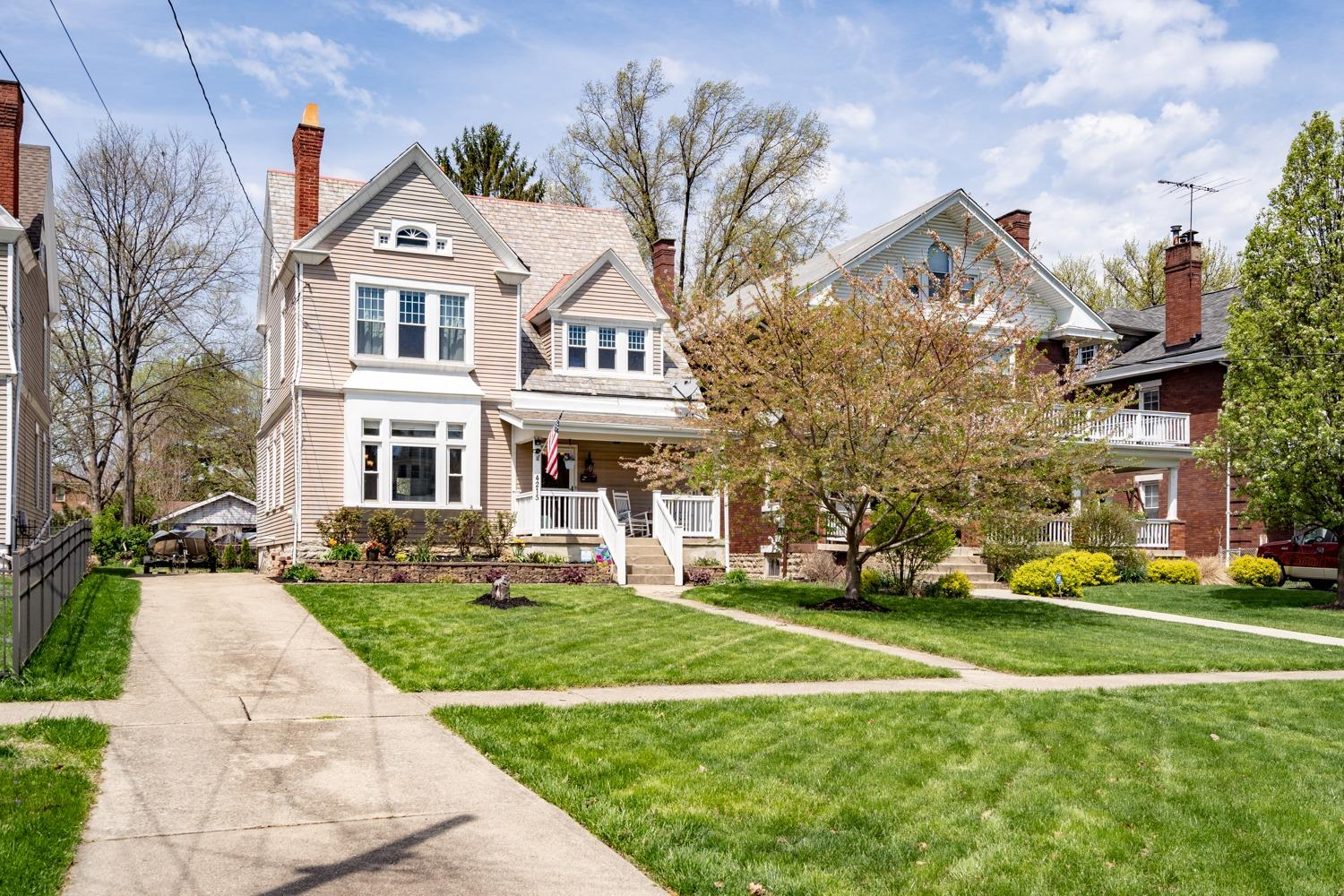 Property for sale at 4215 Floral Avenue, Norwood,  Ohio 45212