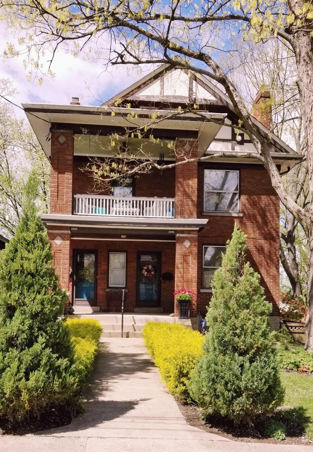 Property for sale at 1343 Duncan Avenue, Cincinnati,  Ohio 45208