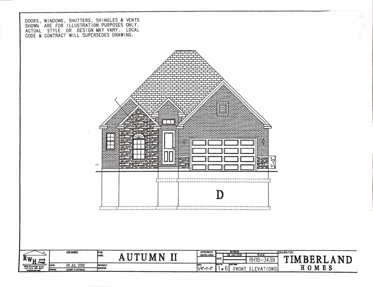 Property for sale at 6396 Dahlia Way, Liberty Twp,  Ohio 45044