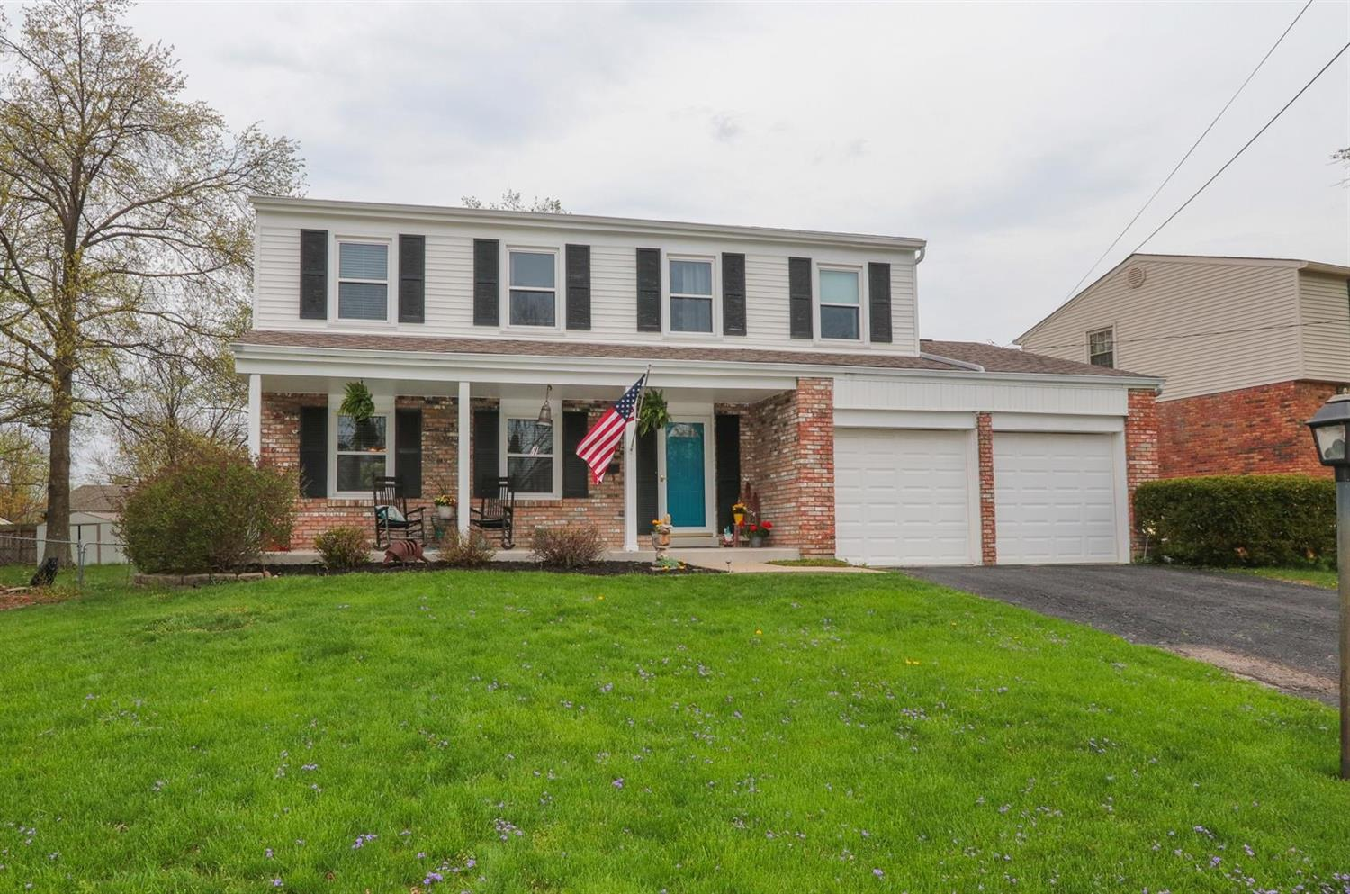 Property for sale at 11940 Deerhorn Drive, Springfield Twp.,  Ohio 45240