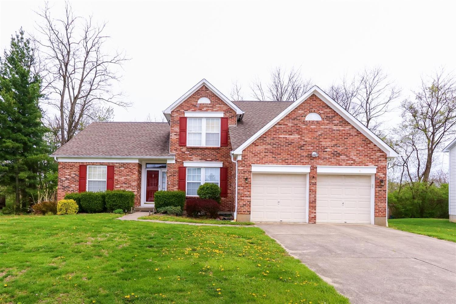 Property for sale at 10501 Springrun Drive, Springfield Twp.,  Ohio 45231