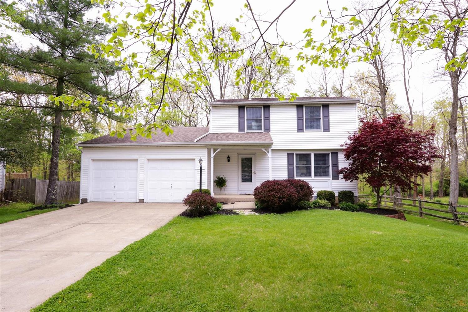 Property for sale at 7861 Saddleback Place, Deerfield Twp.,  Ohio 45039