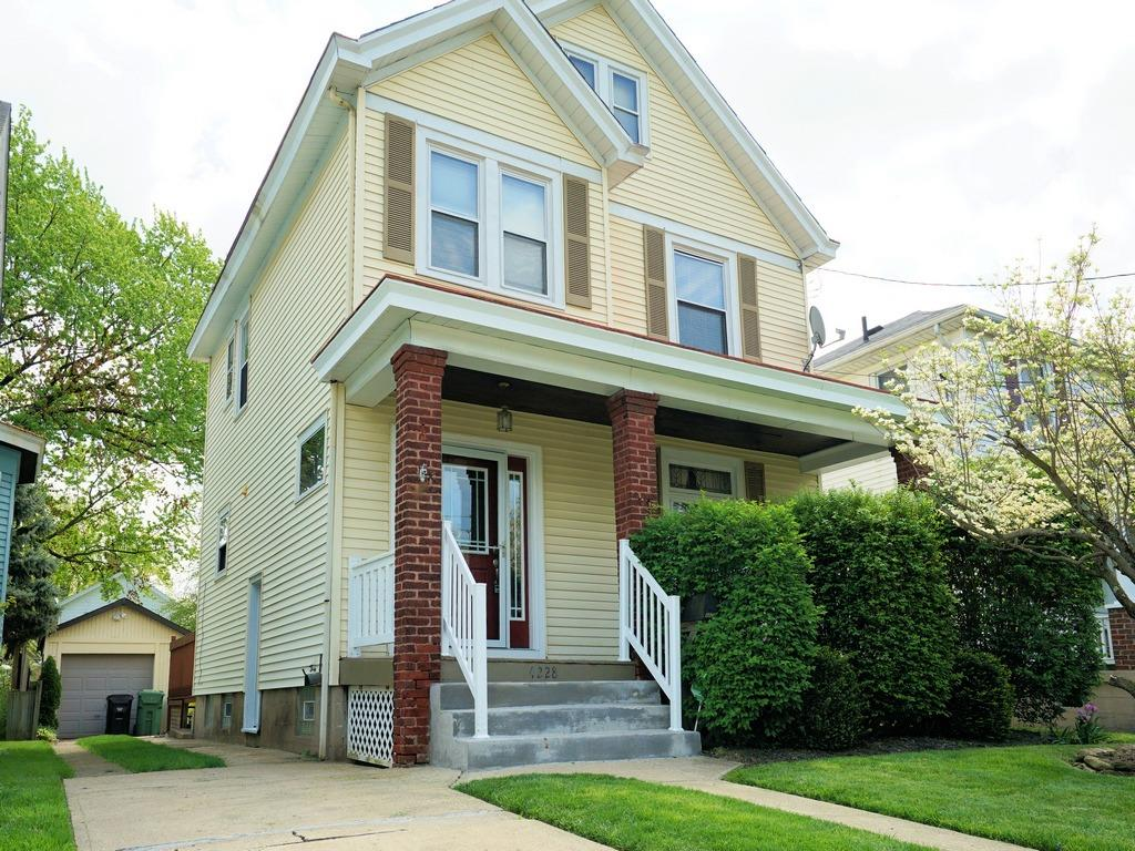 Property for sale at 4228 Thirty First Avenue, Cincinnati,  Ohio 45209