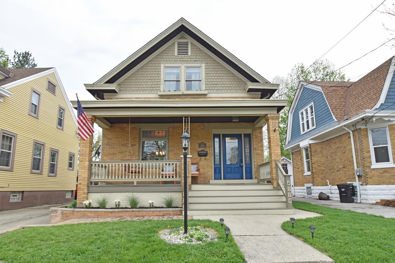 Property for sale at 4119 Thirty Second Avenue, Cincinnati,  Ohio 45209