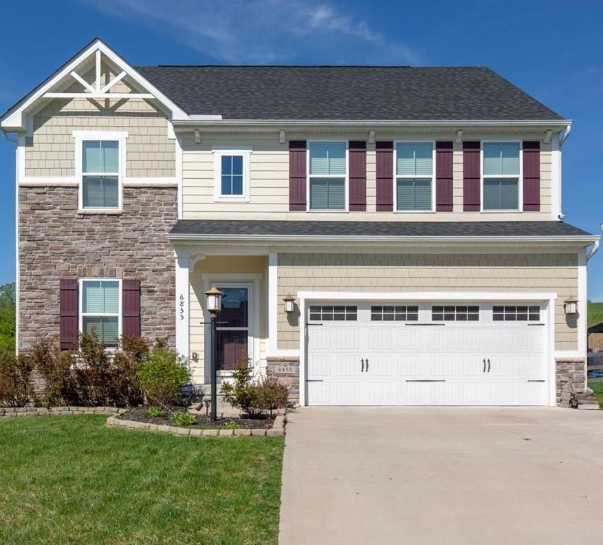 Property for sale at 6855 Bragg Lane, Crosby Twp,  Ohio 45030