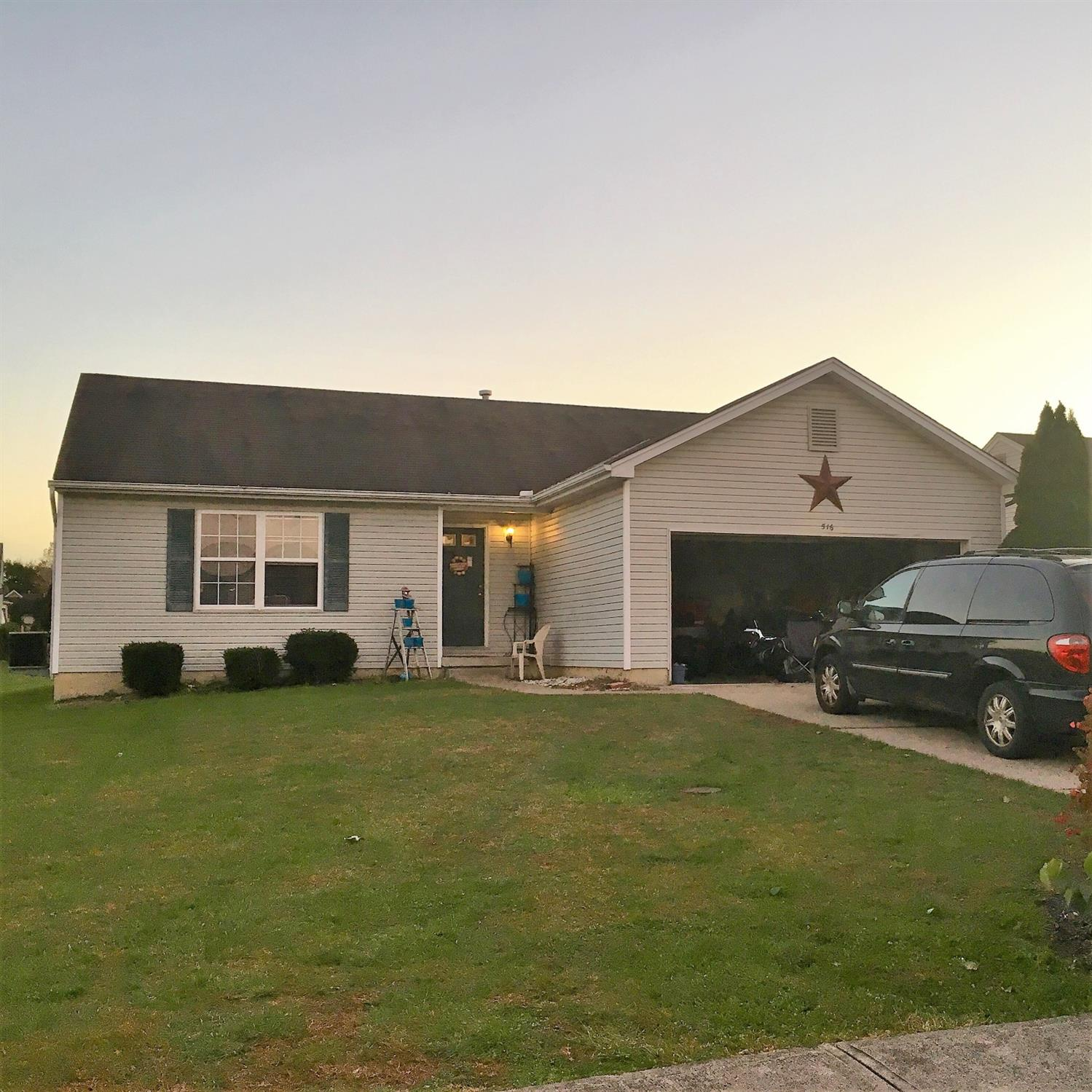 Property for sale at 516 Lookout Ridge Drive, Lebanon,  Ohio 45036