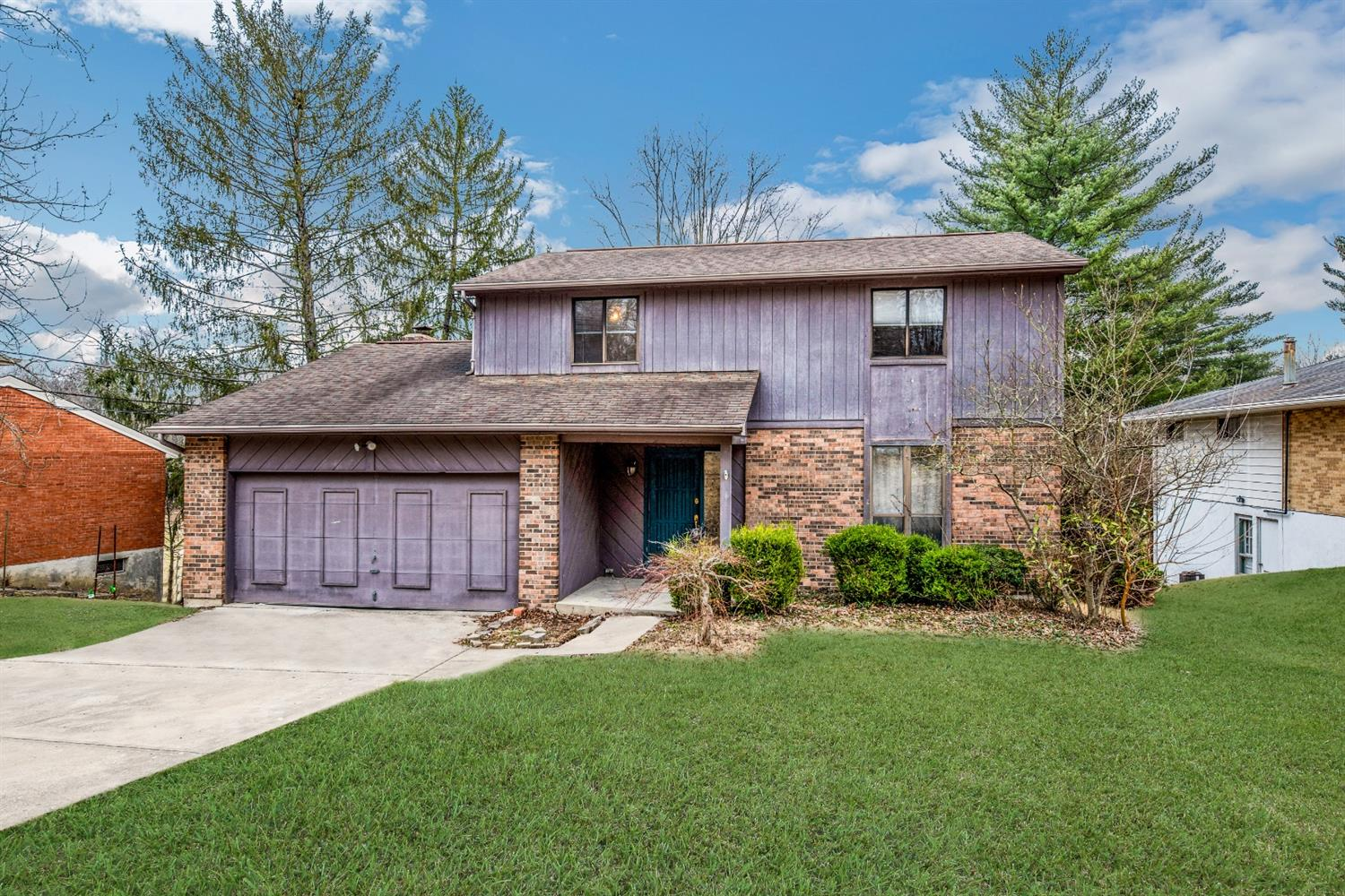 Property for sale at 1613 Miles Road, Springfield Twp.,  Ohio 45231
