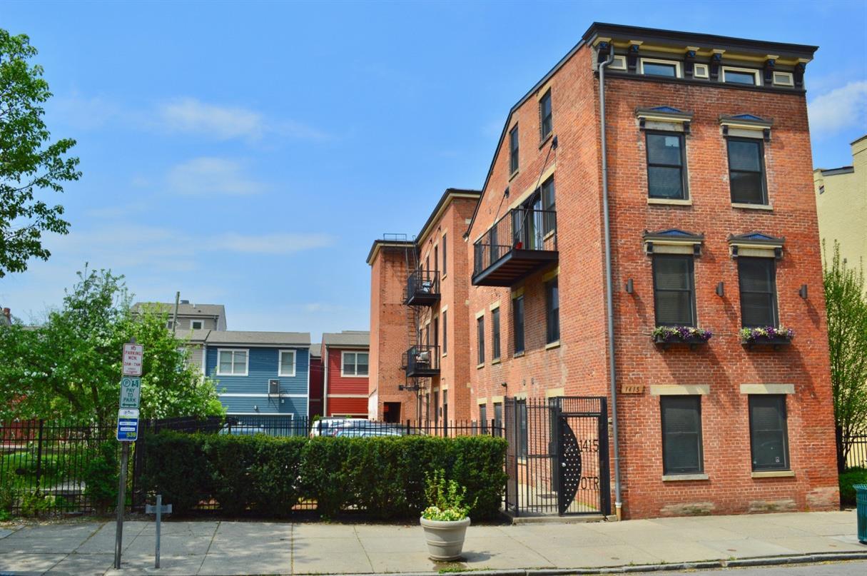 Property for sale at 1413 Race Street, Cincinnati,  Ohio 45202