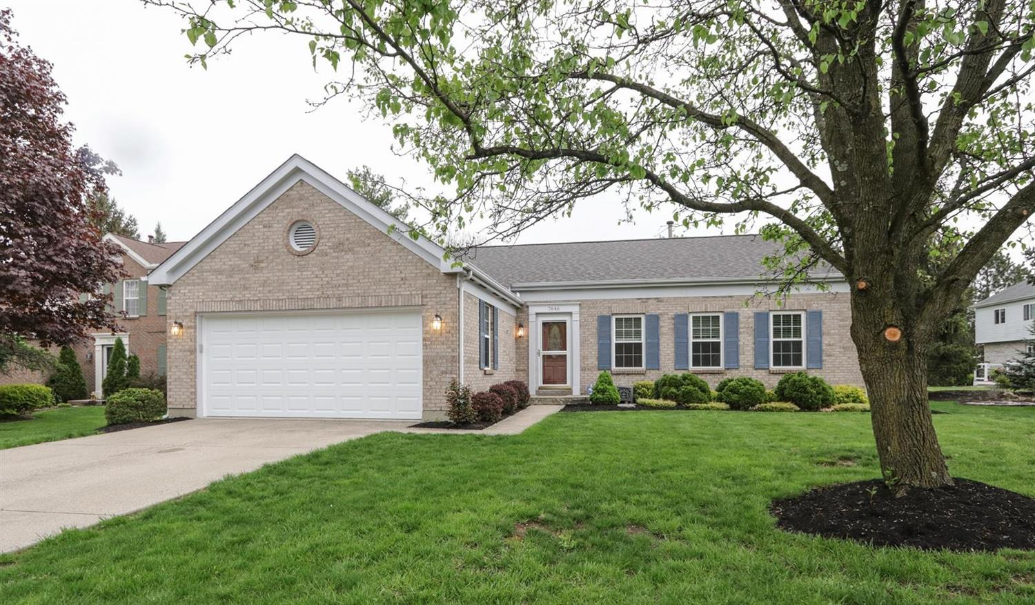 Property for sale at 7646 Harbor View Court, Deerfield Twp.,  Ohio 45040