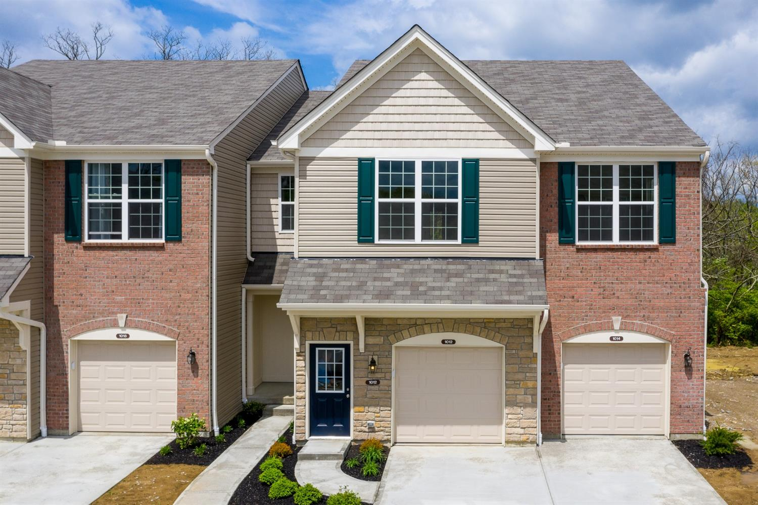 Property for sale at 1012 Misty Stream Drive Unit: 36F, Springfield Twp.,  Ohio 45231