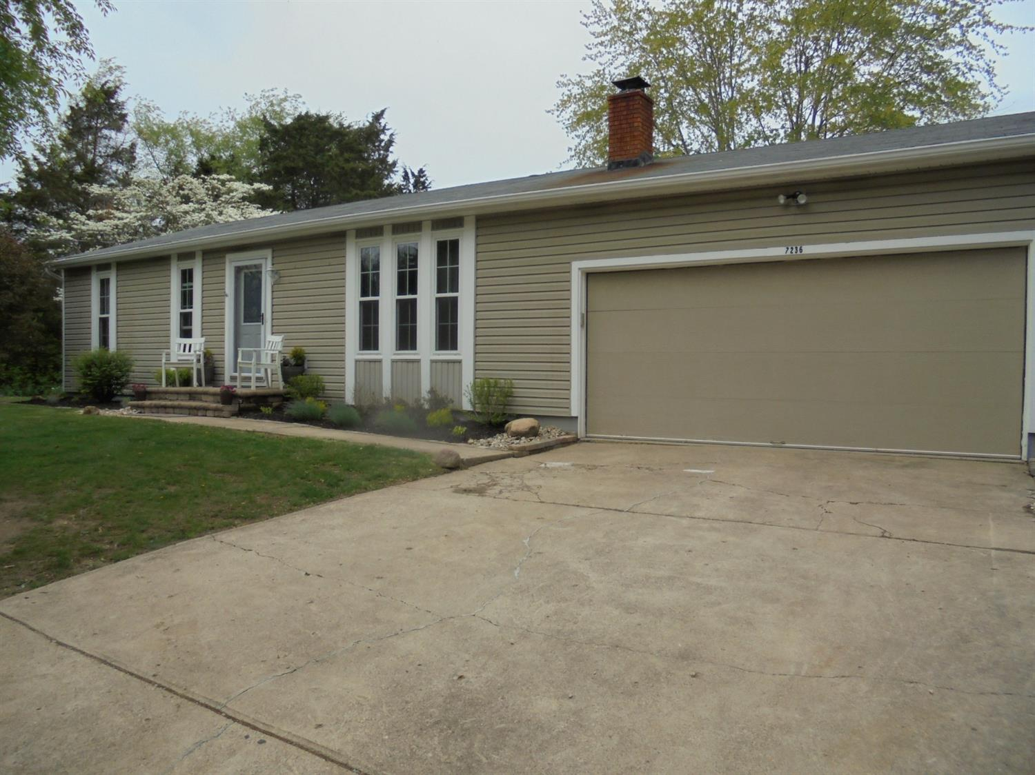 Property for sale at 7236 Brook Drive, Salem Twp,  Ohio 45152