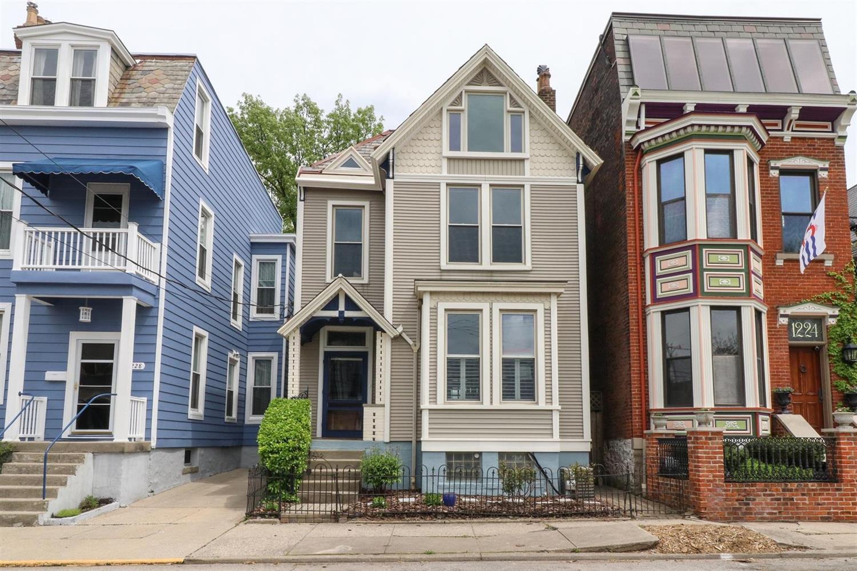 Property for sale at 1226 Ida Street, Cincinnati,  Ohio 45202