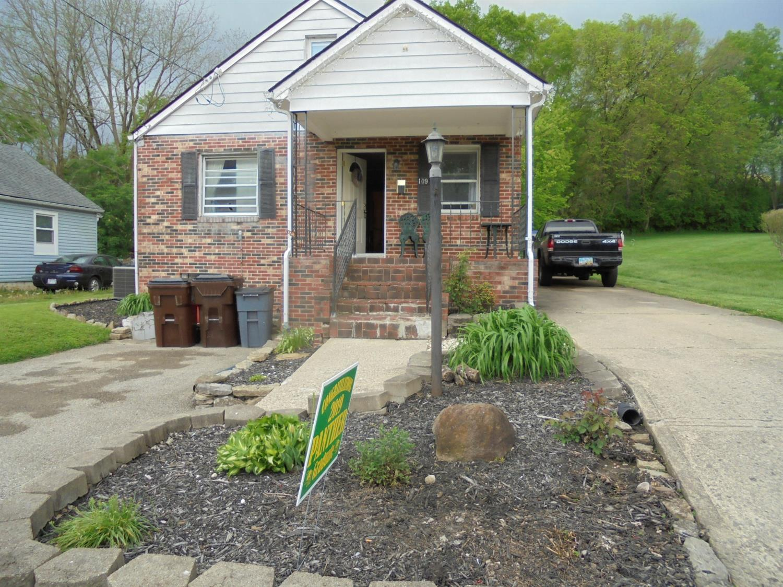 Property for sale at 109 Houston Avenue, Salem Twp,  Ohio 45152
