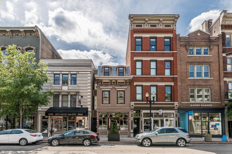 Property for sale at 1415 Vine Street Unit: 202, Cincinnati,  Ohio 45202