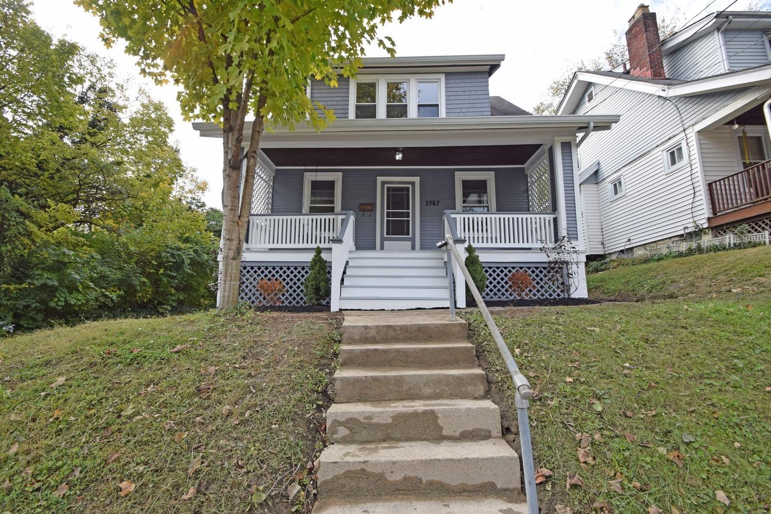 Property for sale at 3987 Ballard Avenue, Cincinnati,  Ohio 45209