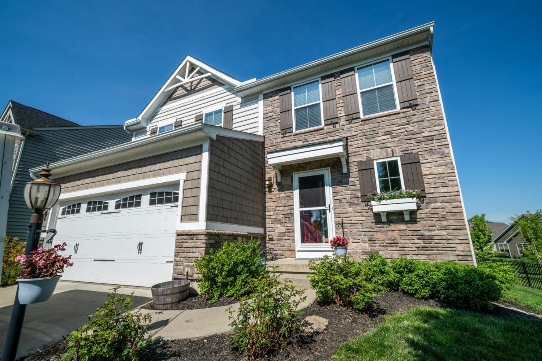 Property for sale at 302 Stone Ridge Boulevard, Hamilton Twp,  Ohio 45065